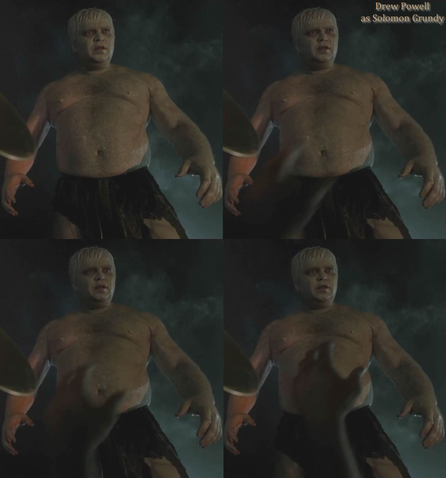 Drew Powell as Solomon Grundy in Gotham.jpg