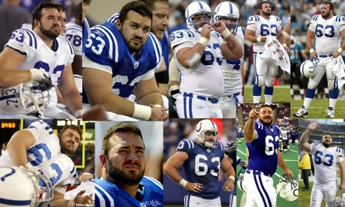 Jeff Saturday Collage 1