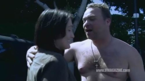Drew Powell shirtless 13