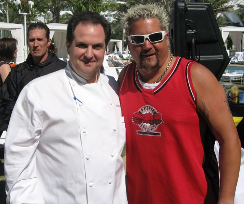 Guy Fieri and Cheftramonto