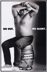no gut no glory