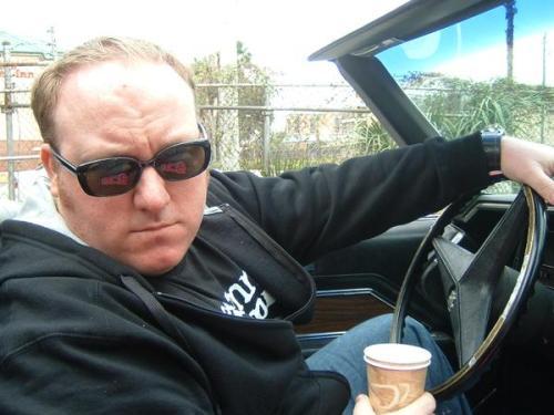 Joe Davison shades