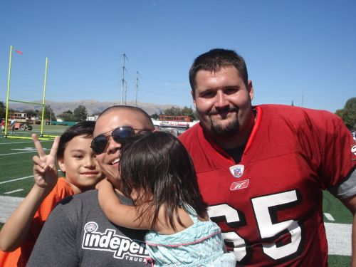 Justin Smiley 49ers 01