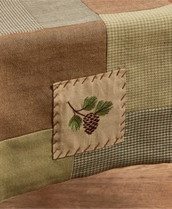 "Pineview 36"" Table Runner"