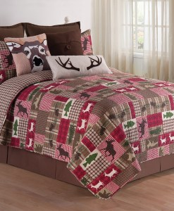 Happy Camper Mini Quilt Set Collection