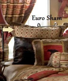 Adirondack Euro Sham