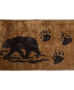 Bear & Paw Bath Rug