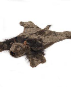 Buffalo Plush Rug - Small