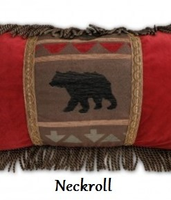 Bear Country neckroll