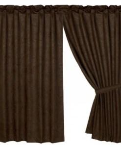 CU1004 Curtain (Brown) 48×48-2