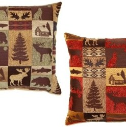 Woodland Fairbanks Pillows