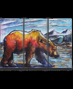 Grizzly BearA7BX-1865GRIZ-EA