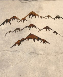 Metal Mountain Range