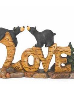"Big Sky Carvers ""Love"" Figurine"