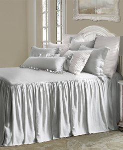 Luna Gray Bed Set