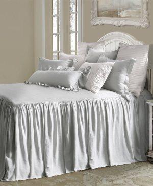 Luna Gray Bed Set