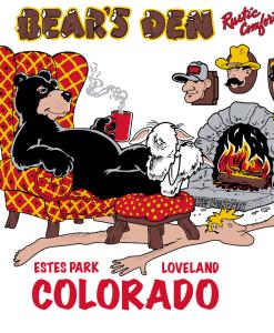 Official Bear's Den Merchandise