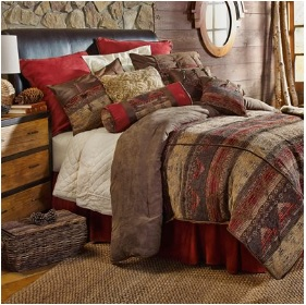 Chenille Suede Sierra Bedding Collection