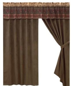 Sierra Suede Curtain