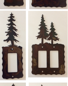 Toggle Switch Plate Covers