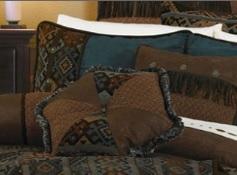 Rio Grande Hexagon Pillow