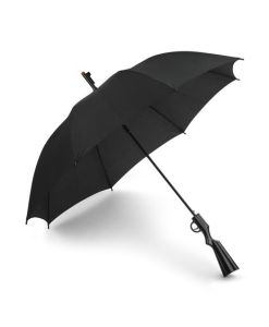 Big Shot Black Umbrella
