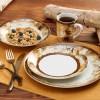 Hardwood Forest Dinnerware 16 Piece Set
