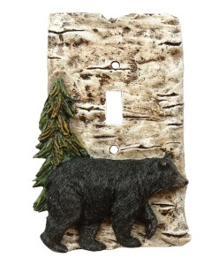 single-bear-tree-switchplate-covers