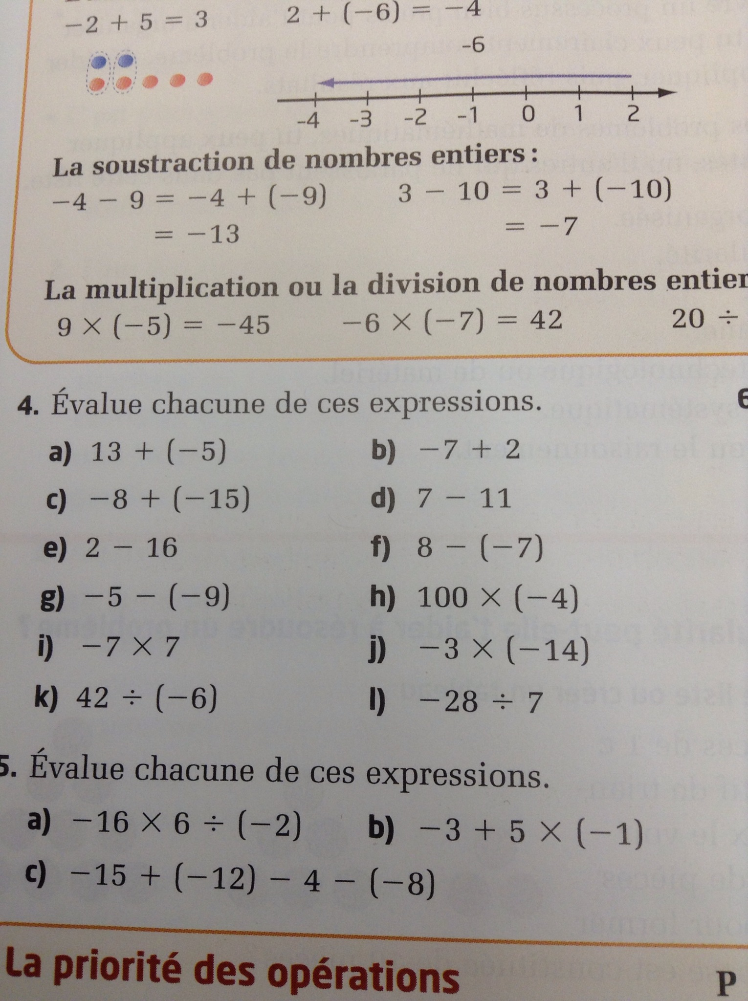 Grade 9 Homework Questions