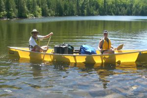 Souris River Quetico 17 Complete Outfitting