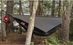 hammock rental in the bwca
