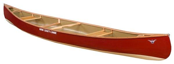 Kevlar infused canoes