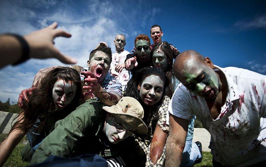 Zombie Team Building