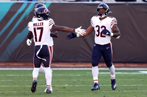 20 crazy stats from Bears' 41-17 win vs. Jaguars in Week 16