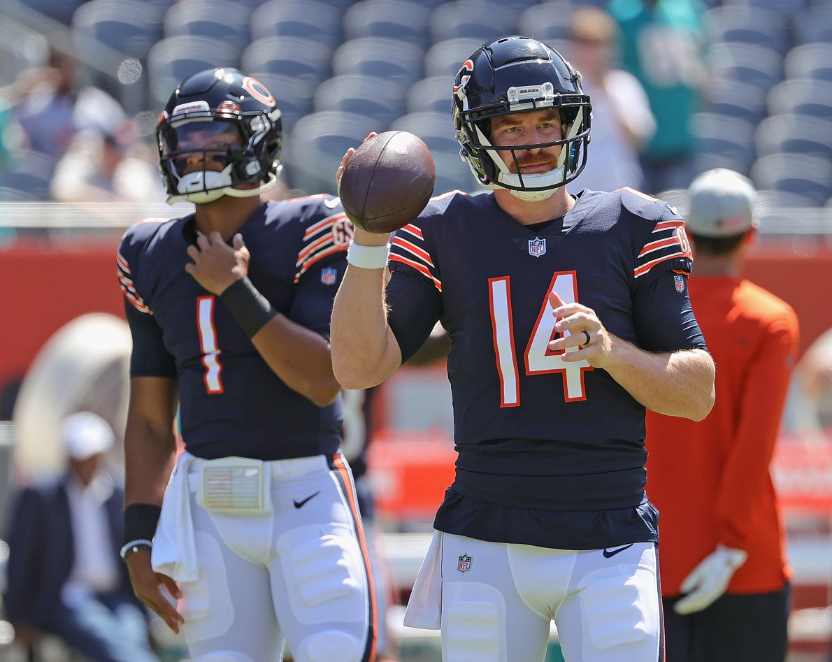Biggest questions facing the Bears heading into Week 1