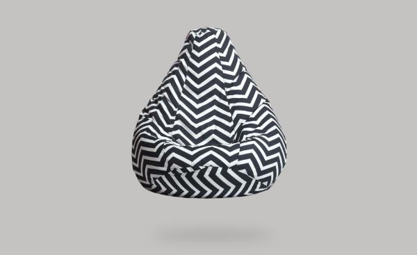 zeebro cotton beanbag cover