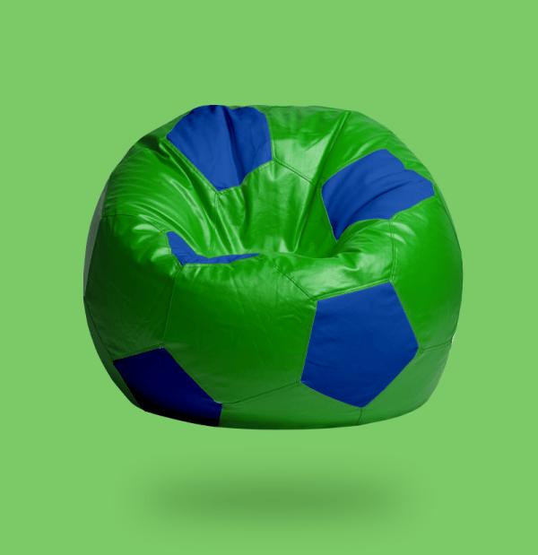 football beanbag cover