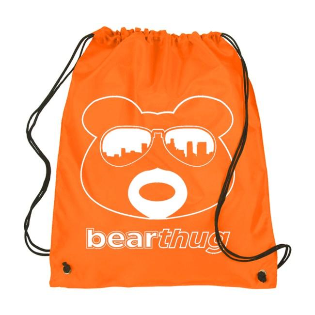 BearThug Drawstring Bag