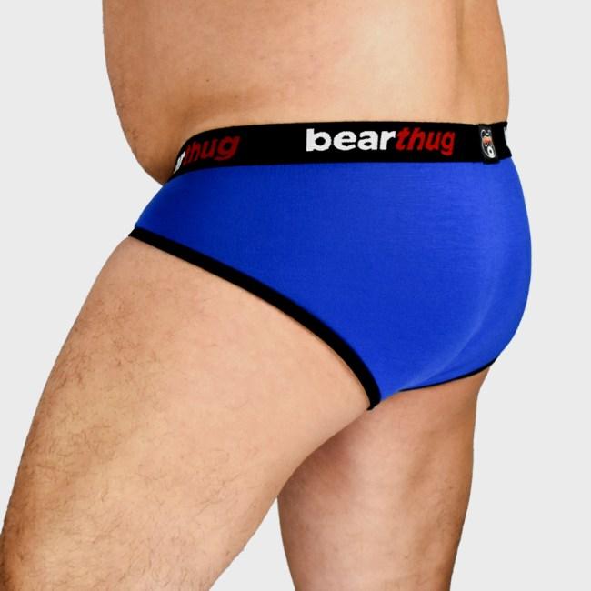 BearThug Royal Blue Briefs