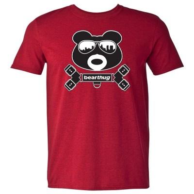 BearThug Harness Cherry T-shirt