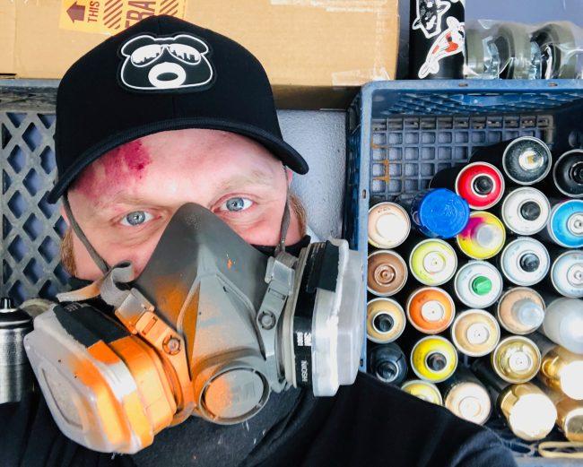 Jeremy Novy Selfie Mask