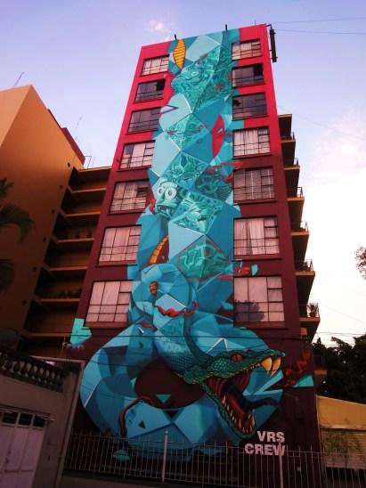 VRS crew - Street Art - Be artist Be art - urban magazine