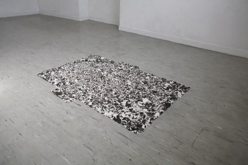 Undercoat detail floor - Margaux Bez - Be artist Be art