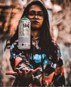 Love #Streetart - Be #Rebel, Be #Creative - be artist be art