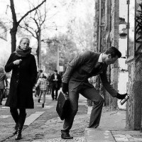 Breaking rules - #Vintage #Streetart