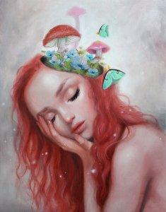 Fairy Tales - Fantasy Dreams by Happy D. Artist - be artist be art magazine