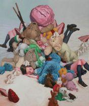 Stolen Childhood, Beauty Nightmares - by Kazuhiro Hori