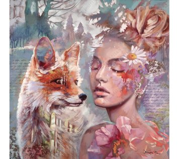 Wild & Beauty Fantasy Dreams - by Dimitra Milan - be artist be art magazine