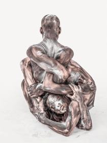 Transfiguration, 3D Human Figures - by Ben Hooper - be artist be art magazine