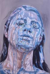 Mind #Shadows - #Creative Paintings by Nadja Petrovic - be artist be art mahazine
